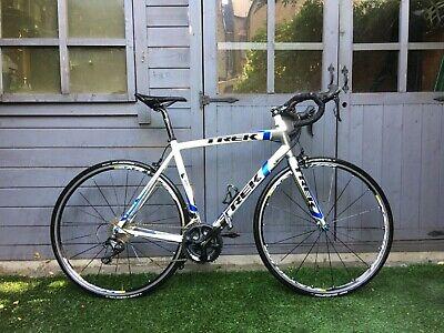 Trek 2.5 Road Bike Aluminium frame, carbon forks, Mavic wheels, Shimano 105