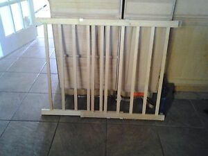 selling wooden baby gate