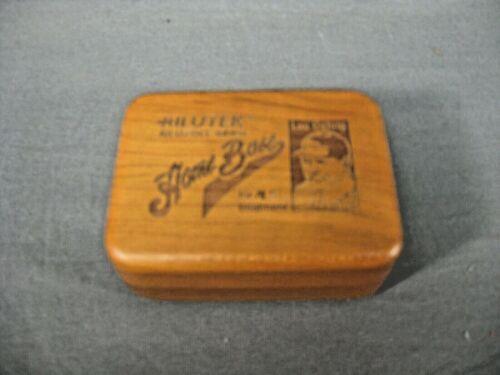 VIntage Rilutek Riluzole Lou Gehrig ALS Treatment Pill Box J446