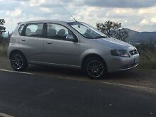2007 Holden Barina Lyneham North Canberra Preview