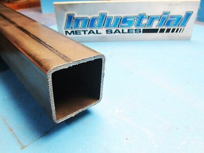 Steel Square Tube 2 X 2 X 36-long X .125 Wall--2 Steel Square Tube X .125