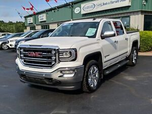 2017 GMC Sierra 1500 SLT LEATHER/ALL POWER OPTIONS/LDWS/BLIND...