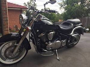 VULCAN 900 CLASSIC CRUISER Greensborough Banyule Area Preview