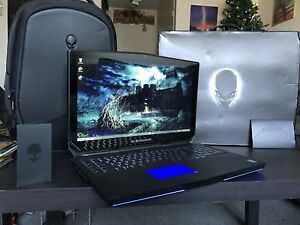 High Spec Alienware R2 17