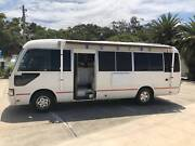 2000 TOYOTA COASTER MOTORHOME Bongaree Caboolture Area Preview