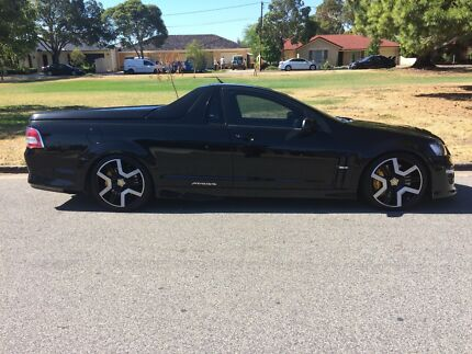 HOLDEN SPECIAL VEHICLE MALOO R8 MANUAL Fulham West Torrens Area Preview