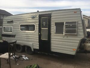 Camper for sale beats a text