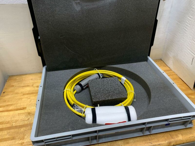 NEW Unused Trumpf LLK Cable Fiber OPT Laser, 200UM, LLK-B02, 10 Meter with heads