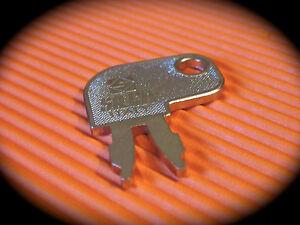 Master Disconnect Isolator Key-Caterpillar -Precut Keyblank-LQQK!-FREE POSTAGE!