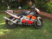 CBR250 RR For Sale Denham Court Campbelltown Area Preview