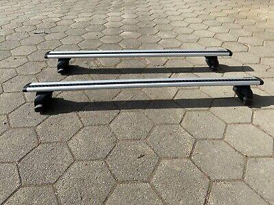 für BMW 3er Coupe E92 komplett inkl Dachträger EBA Thule SquareBar Stahl