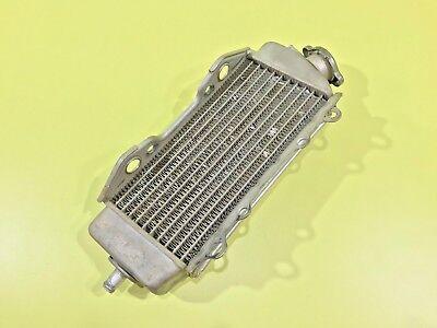 04-06 2004 RM-Z250 04-05 KX250F Left Side Radiator Assembly Coolant Reservoir