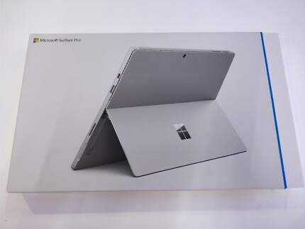 Microsoft Surface Pro 4 i5 8GB/256GB, Wi-Fi, 12.3in - Silver Tabl