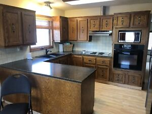 Kitchen Cabinets forsale.