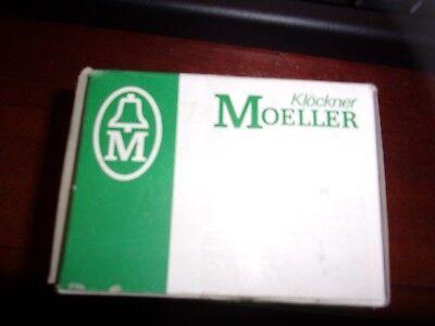 KLOCKNER MOELLER  Z00- 4 CONTACTOR 220/240 NEW         ( 11495  )