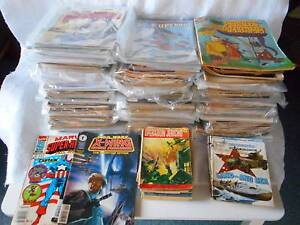Comic books , assorted Aitkenvale Townsville City Preview