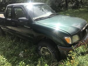Parting out 2002 Tacoma
