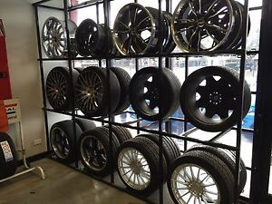 Alloy wheels and tyres Canberra in Mitchell Mitchell Gungahlin Area Preview