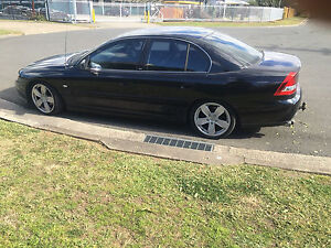 Holden 2003 vy commodore berlina 5.7 mafless tune SS wheels HSV OTR Emu Heights Penrith Area Preview