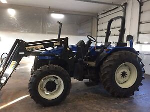 2002 Newholland TL90