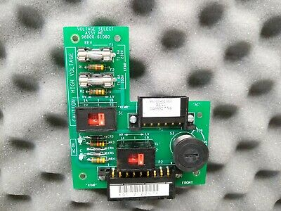 Thermo Finnigan 96000-61060 Voltage Select Pcb
