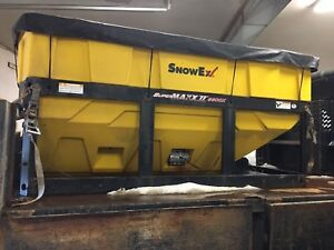 Salt/sand Spreader - Snow Ex 9800