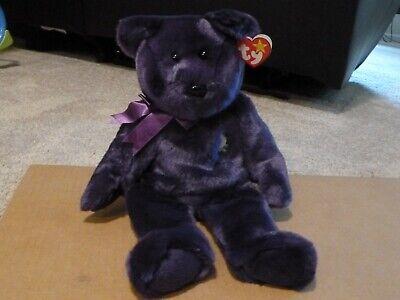 Ty Beanie Buddy Princess the Bear NWT