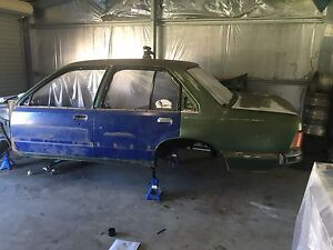 1982 Holden VH Ls1 turbo project Hillvue Tamworth City Preview