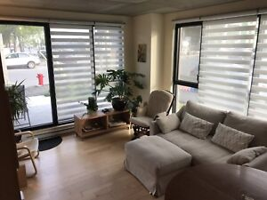 BEAUTIFUL 4 1/2  condo/appartement Griffintown à louer/for rent
