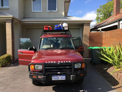Land Rover Dicsovery Series || WA-Rego