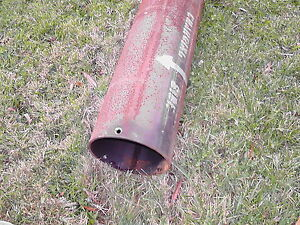 Heavy wall pipe, round tube, 6 inch round pipe Kitchener / Waterloo Kitchener Area image 2