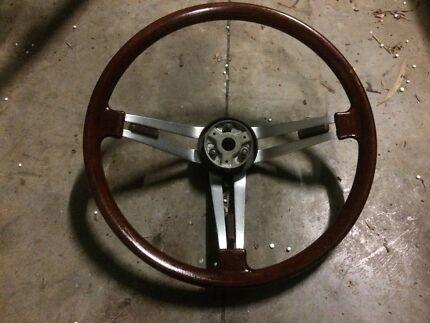 Datsun 240k Steering wheel Berwick Casey Area Preview