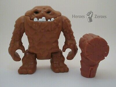 Imaginext DC Universe Super Friends CLAYFACE Complete with Hammer Action Figure