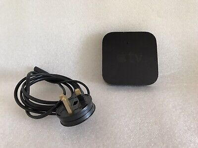 Apple TV 3rd Gen A1469 media streamer...No Remote