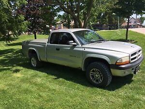 2002 Dodge Dakota 4x4 sport