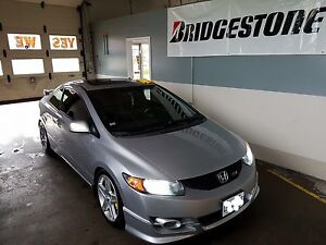 2009 civic si complete part out starting August 1