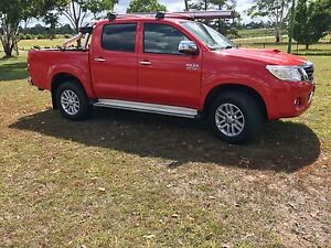 Toyota Hilux Waterford West Logan Area Preview