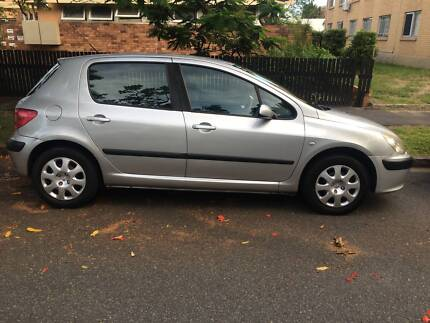 Peugeot 307 Xs with RWC and Rego