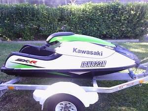 kawazaki 800 sxr 2007, stand-up with trailer, excellent, 11 rego Hurstville Hurstville Area Preview