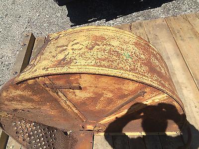 Antique Fordson Fender 4 F Model Left Side Rough Cond Parts Restore Display