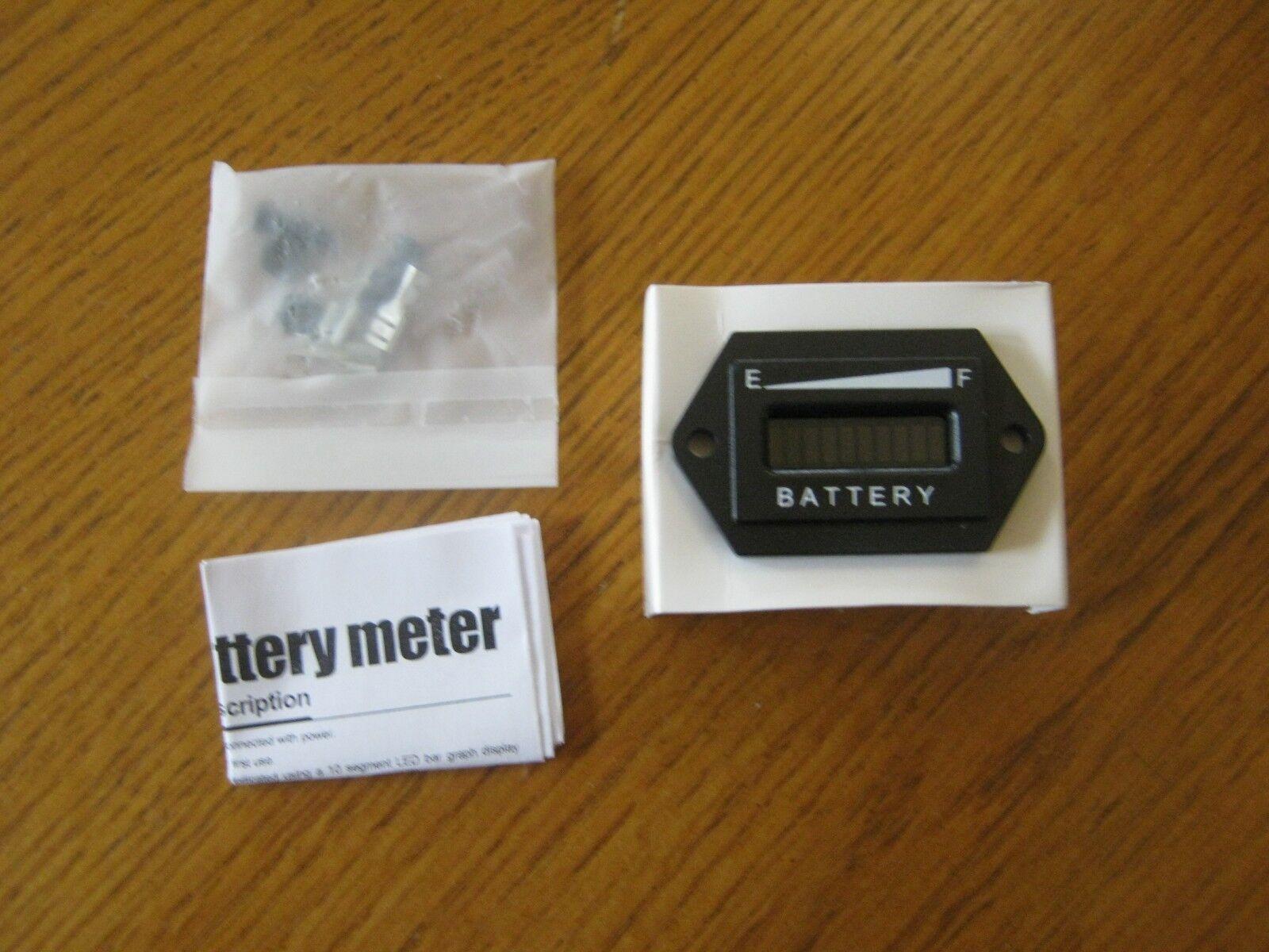 NEW Runleader RL-BI001 bi001 48v 48vdc led battery indicator battery