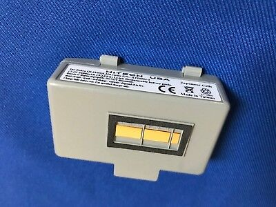 Hitech Batteryjapan Li2.6a For Zebra Printer Ql220220ql320...at161604-1 Eq