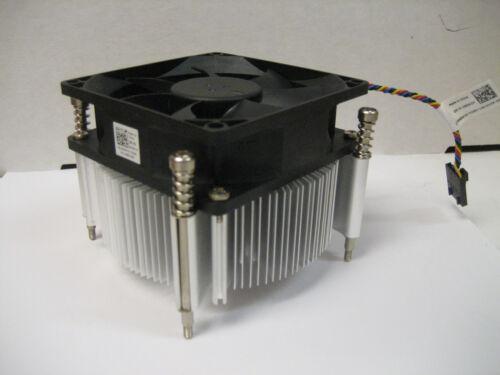 "Dell 9XJXY Optiplex 990 790 7010 CPU Heatsink  Fan Assembly DW014 0D0WH1 ""QUIET"""