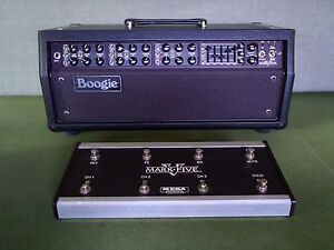 Mesa Boogie Mark V Amplifier For Sale As New Condition Perth Perth City Area Preview