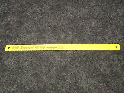 Starrett Rs1710-5 17 X 1 10 Tpi Hss Power Hacksaw Blade 40059