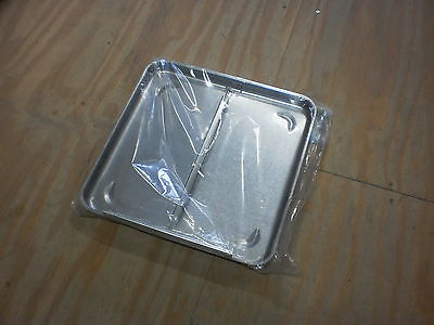 Replacement Metal Roof Vent Cover RV, Camper 14.5 x 14.5