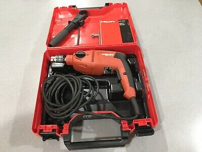 Hilti Uh 700 Corded Power 12 Hammer Drill With Case. Excellent Condition