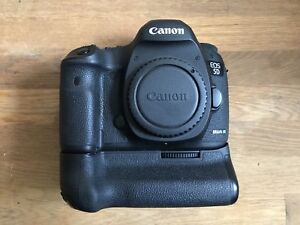 Canon 5D Mark III + Battery Grip (10/10 Condition)