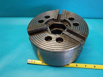 Used Mmk Power Lathe Chuck 3 Jaw Ha5-6-35