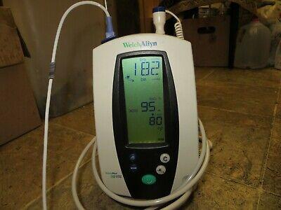 Welch Allyn Spot Series 420 Vital Signs Monitor Nibp Bp Spo2 Temperature